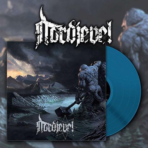 Nordjevel - Nordjevel LP (Blue Vinyl)