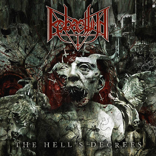 Rebaelliun – The Hell's Decrees CD