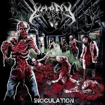 Morfin - Inoculation LP