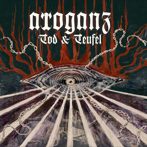 Arroganz – Tod & Teufel LP