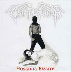 Tsatthoggua - Hosanna Bizarre CD