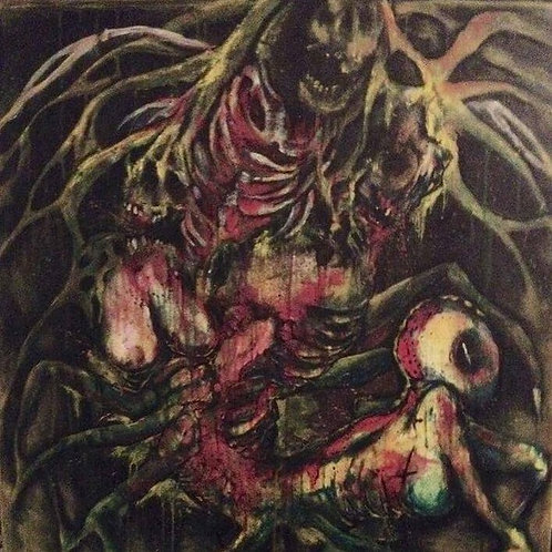 Altered Dead – Altered Dead LP