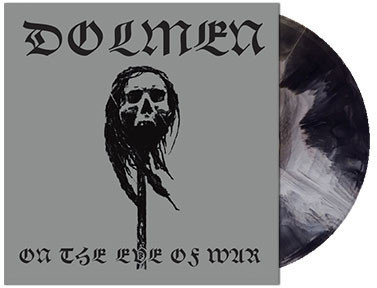 Dolmen – On The Eve Of War LP (Silver/Black vinyl)