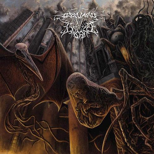 Ossuary Insane - Part I: Possession of the Flesh LP (Beer Vinyl)