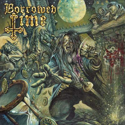 Borrowed Time ‎– Borrowed Time LP