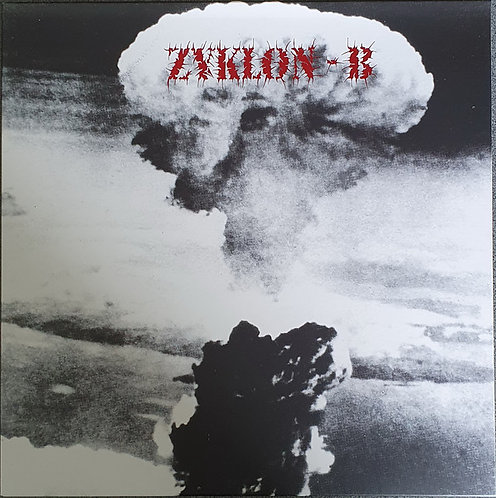 Zyklon-B - Blood Must Be Shed MLP (Dark Red Vinyl)