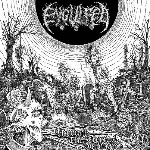 Engulfed - Through the Eternal Damnation CD
