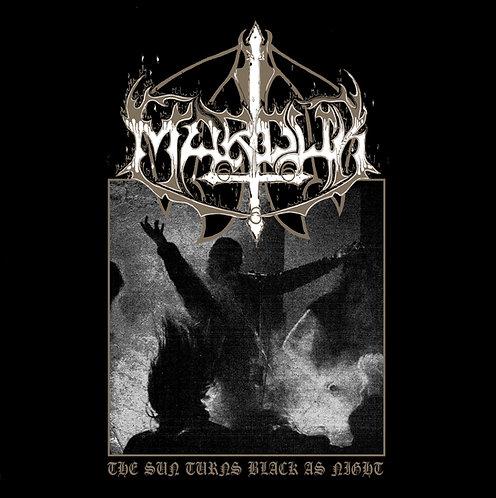 "Marduk - The Sun Turns Black  as Night 7""EP"