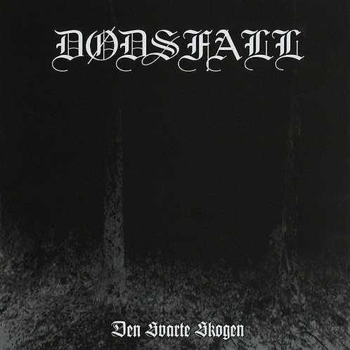 Dødsfall – Den Svarte Skogen CD