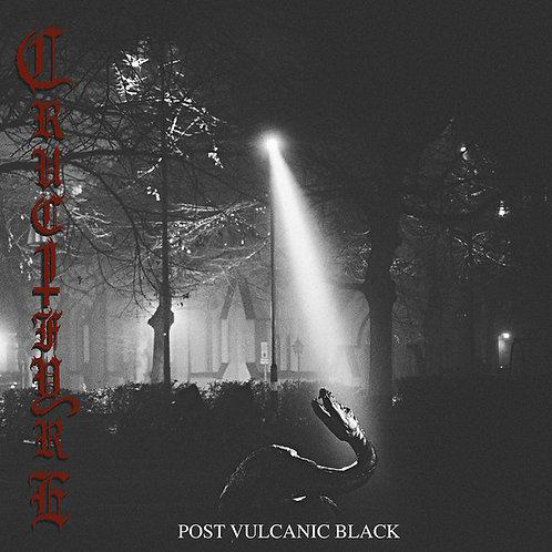 Crucifyre – Post Vulcanic Black CD