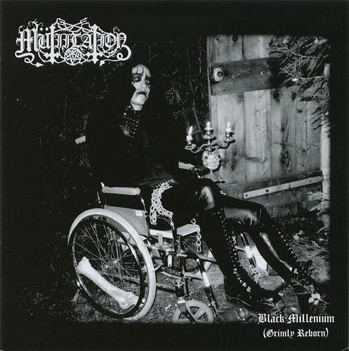 Mütiilation - Black Millenium (Grimly Reborn) CD