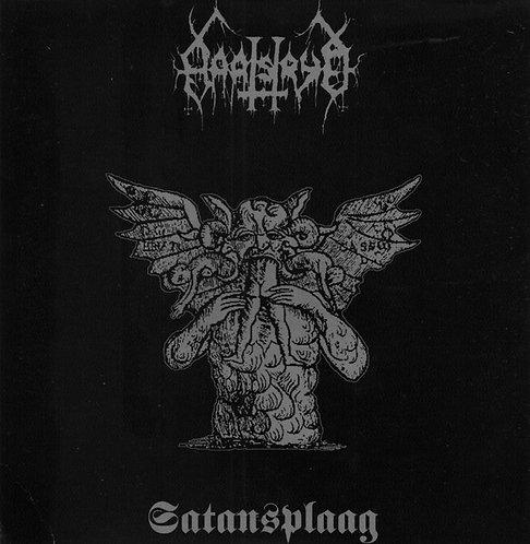 """Haatstrijd – Satansplaag 7""""EP"""