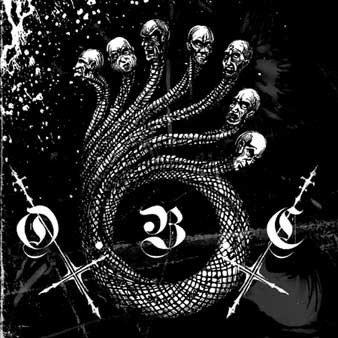 O / Black Dawn / Enochian Crescent - O.B.C CD