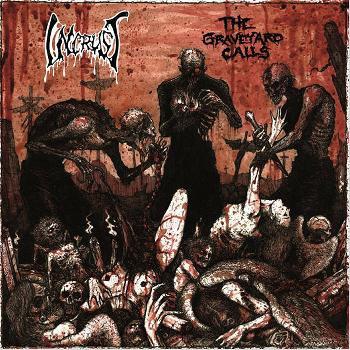 "Incrust – The Graveyard Calls 7""EP"