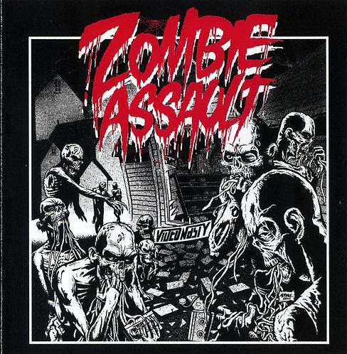 Zombie Assault - Video Nasty CD