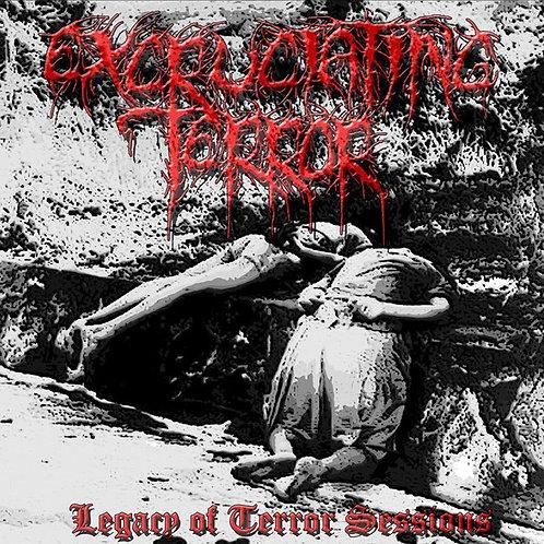Excruciating Terror – Legacy Of Terror Sessions Digi-CD