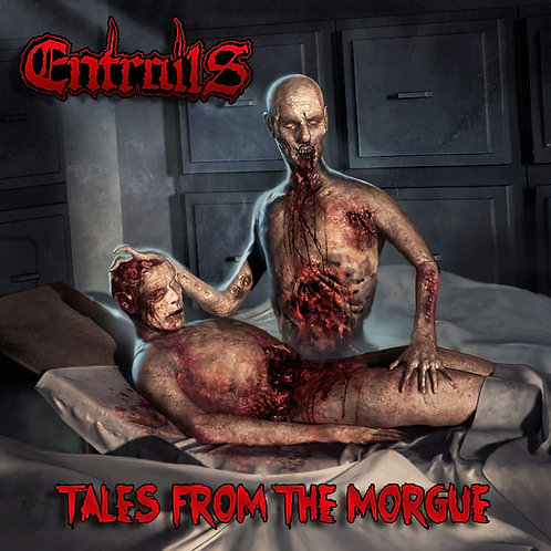 Entrails – Tales From The Morgue CD