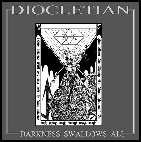 Diocletian - Darkness Swallows All MCD