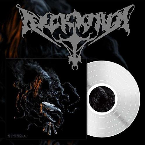 Arckanum - Helvitismyrkr LP (White Vinyl)