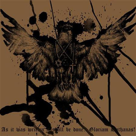 Necranastasis / Grimorio - As It Was Written It Shall Be Done... MCD