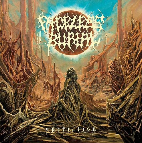 Faceless Burial - Speciation LP (Orange Vinyl)