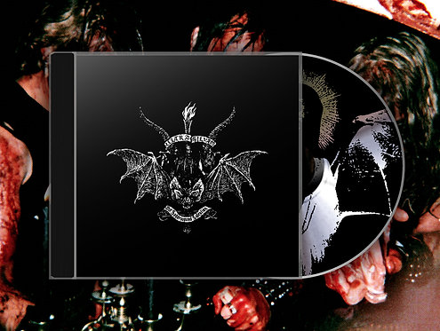 Ultra Silvam - The Spearwound Salvation CD