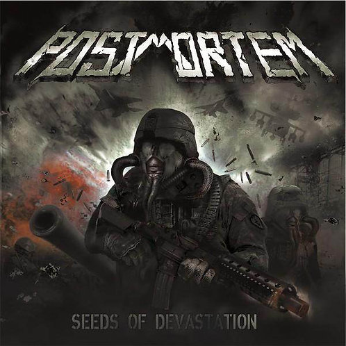Postmortem - Seeds of Devastation CD (KS)