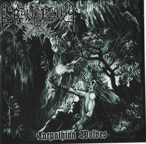 Graveland - Carpathian Wolves CD