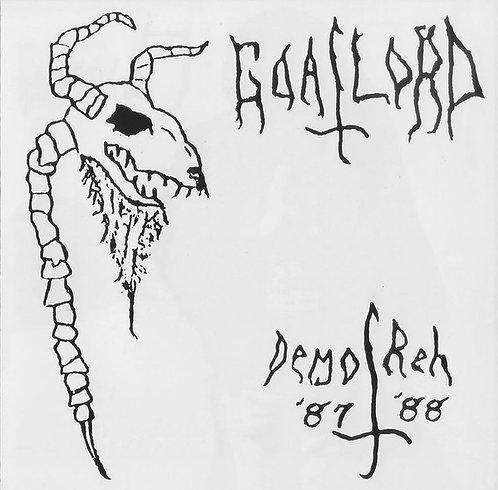 Goatlord – Demo '87 / Reh. '88 2xLP (Gold Vinyl)