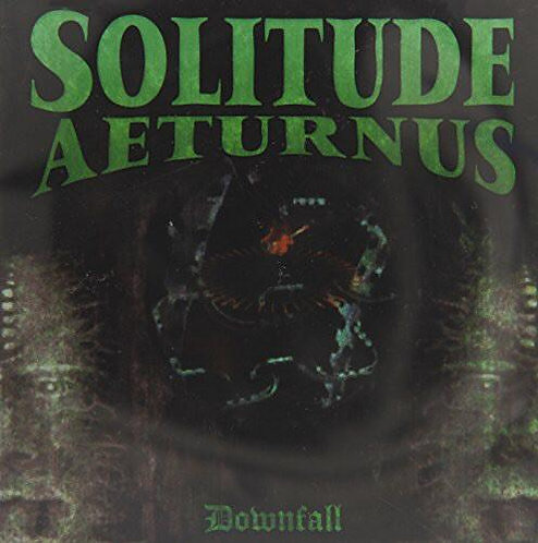 Solitude Aeturnus - Downfall CD