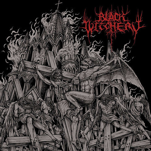 Black Witchery - Inferno of Sacred Destruction CD