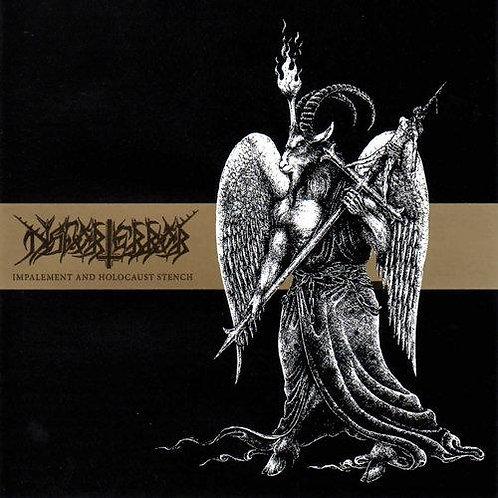 """Disforterror - Impalement and Holocaust Stench Die Hard 10"""" + 7"""" EP"""