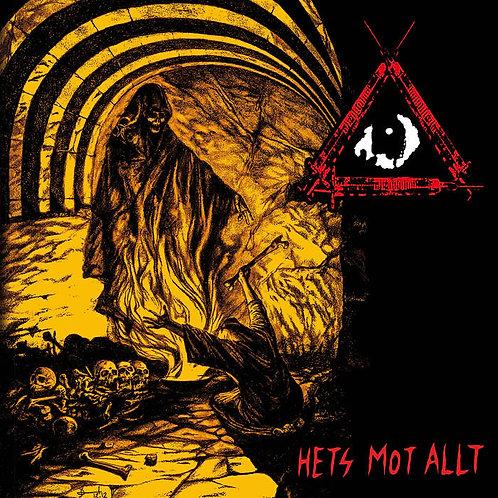 The Third Eye Rapists - Hets Mot Allt LP