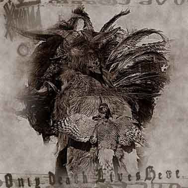 Orenda - Only Death Lives Here CD