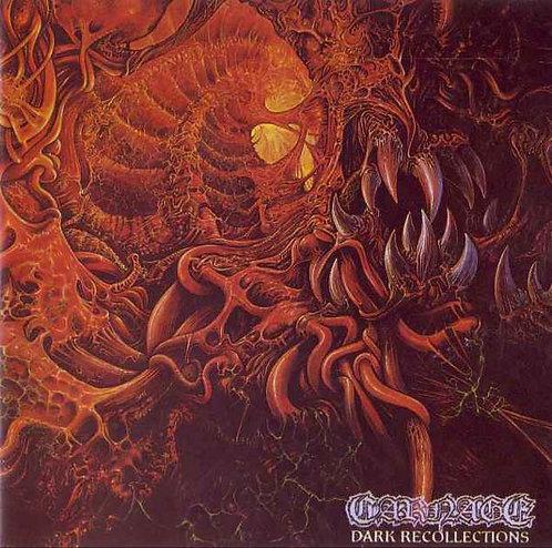 Cadaver / Carnage - Hallucinating Anxiety CD