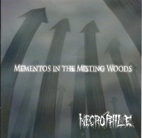 Necrophile – Mementos In The Misting Woods LP (Purple vinyl)