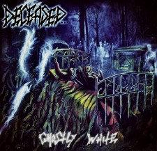Deceased - Ghostly White 2xLP (Blue Glow in the Dark Vinyl)