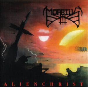 Morbius - Alienchrist 2xLP