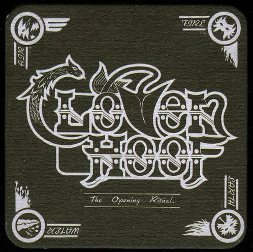 Cloven Hoof ‎– The Opening Ritüal CD