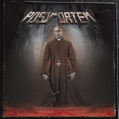 Postmortem - Bloodground Messiah CD (KS)