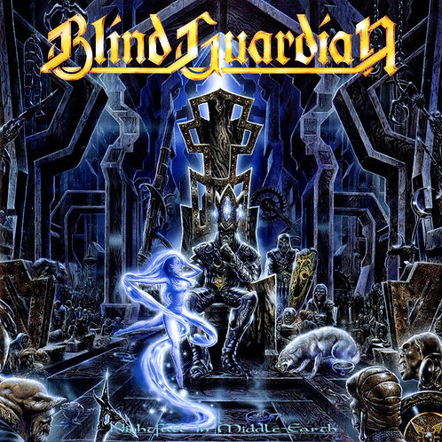 Blind Guardian - Nightfall In Middle-Earth CD