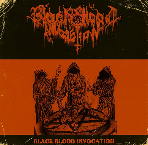Black Blood Invocation - Black Blood Invocation MLP