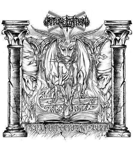 Ritualization - The Abduction Mass LP