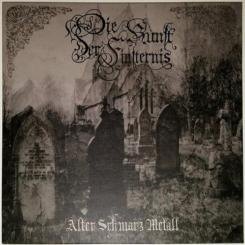 Die Kunst der Finsternis – Alter schwarz Metall LP