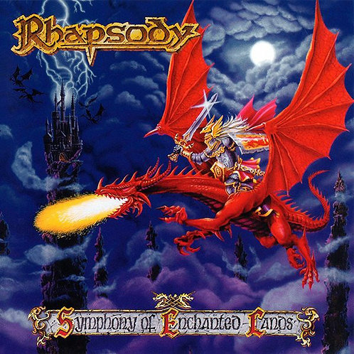 Rhapsody ‎– Symphony Of Enchanted Lands CD