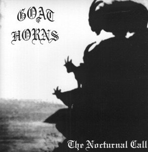 """Goat Horns – The Nocturnal Call 7""""EP"""