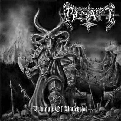 Besatt - Triumph of Antichrist LP