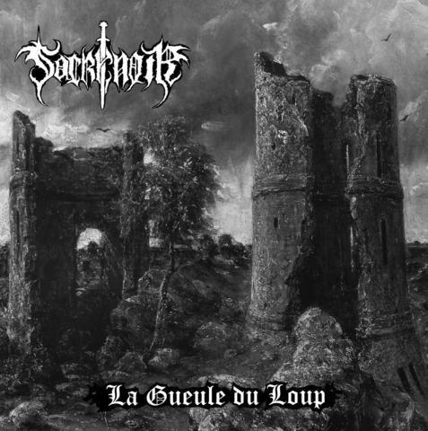 "Sacrenoir / Ende - Split 7""EP"