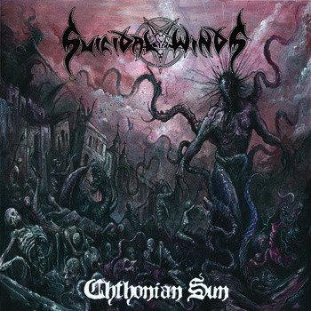 Suicidal Winds - Chthonian Sun LP (Brown Vinyl)