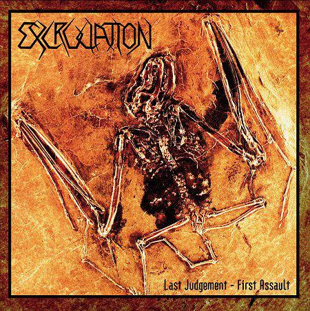 Excruciation – Last Judgement - First Assault 2xLP